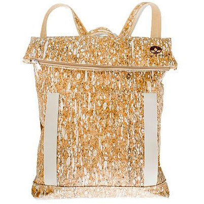 Speckled Cork Backpack Front