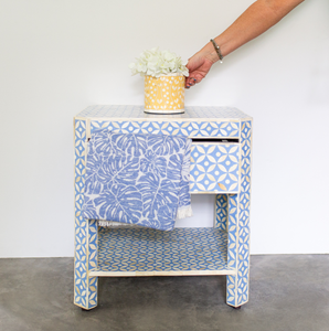 Haciendablue Side Tables