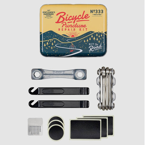 Gentlemen's Hardware - Bicycle Puncture Repair Kit