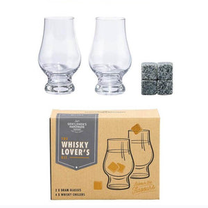 Gentlemen's Hardware - Whisky Lover's Kit