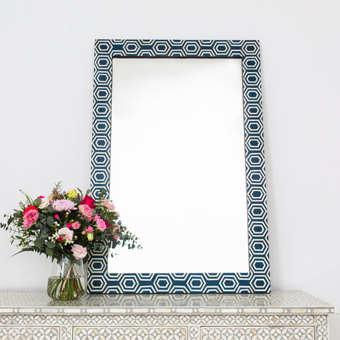 Imperial Pattern Mirror