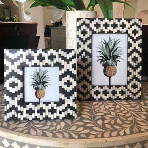 Fez Pattern Photo Frame - Photo Frames