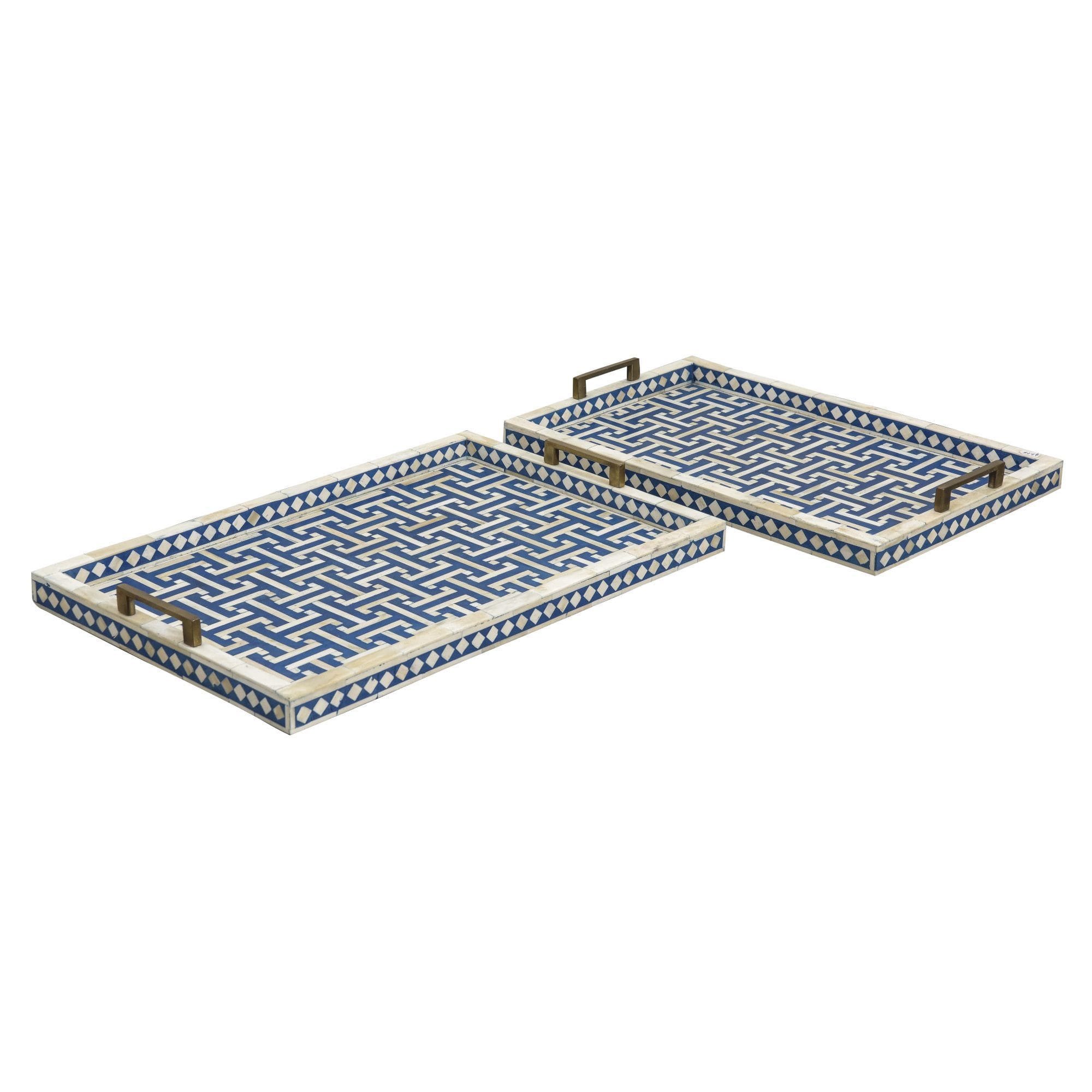 Hacienda Pattern Collection - Trays