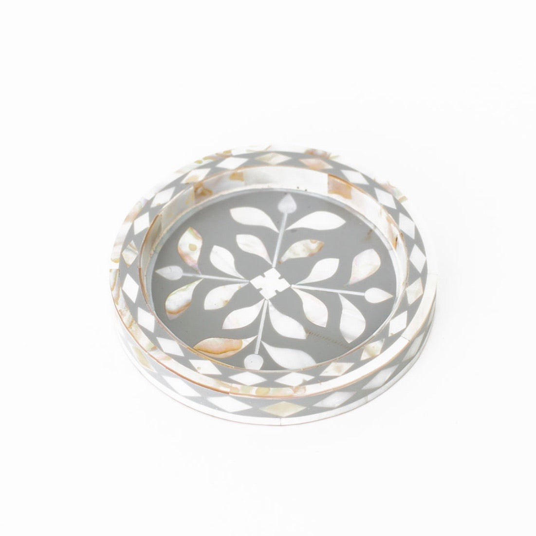 Petite Round Tray Collection