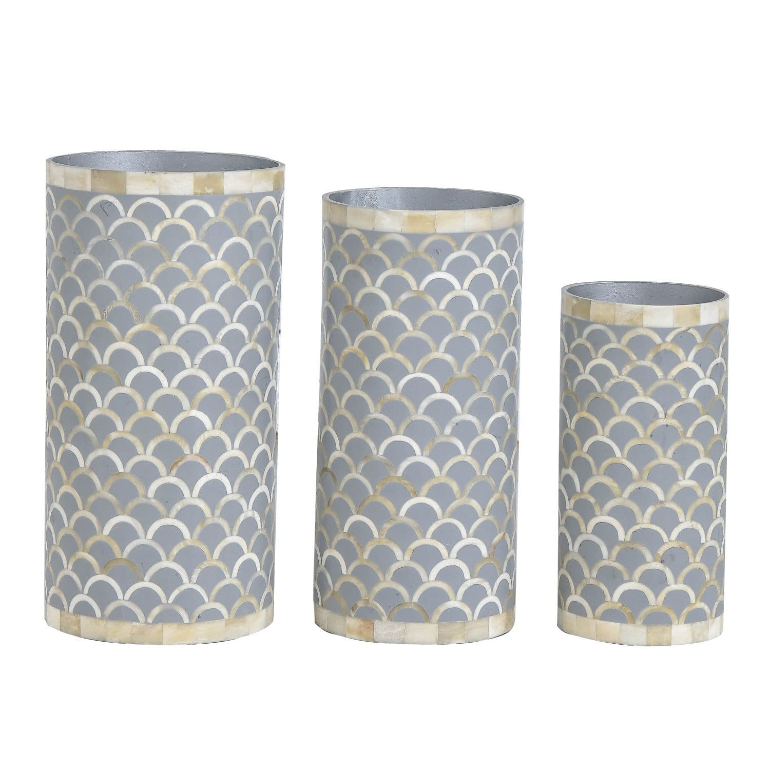 Scallop Vase Collection - Small - Vases