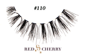 Red Cherry Lashes #110