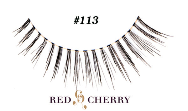 Red Cherry Lashes #113