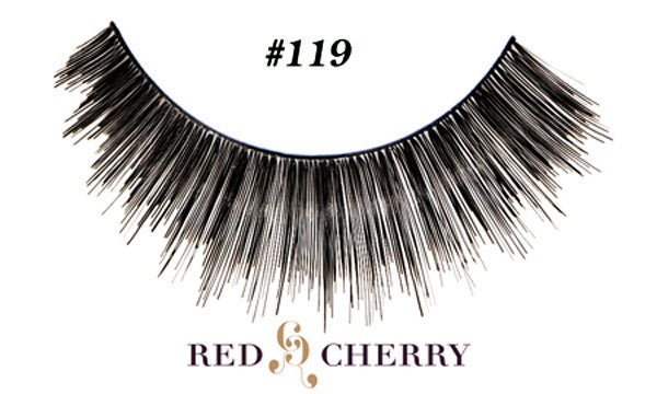 Red Cherry Lashes #119