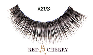 Red Cherry Lashes #203