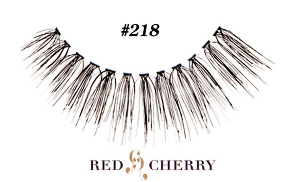Red Cherry Lashes #218
