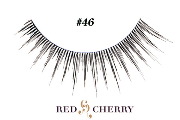 Red Cherry Lashes #46