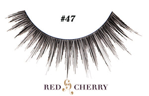 Red Cherry Lashes #47