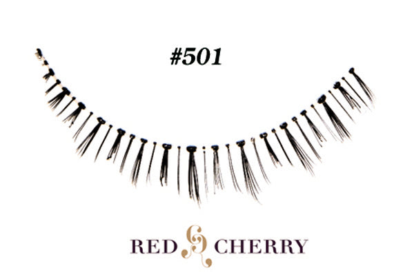 Red Cherry Lashes #501