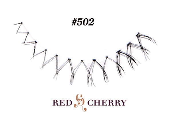 Red Cherry Lashes #502