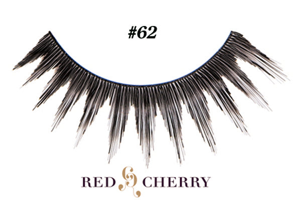 Red Cherry Lashes #62