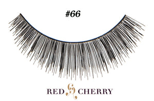 Red Cherry Lashes #66