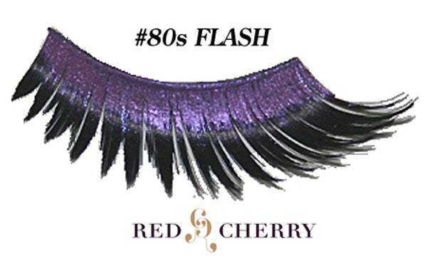 Red Cherry Lashes 80'S FLASH