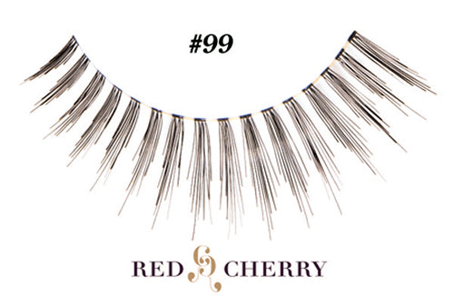 Red Cherry Lashes #99