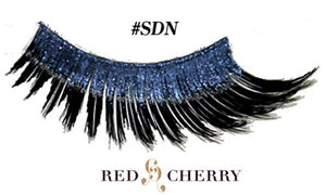 Red Cherry Lashes DARK NIGHT