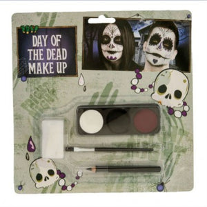 Fright Nite Day of The Dead Makeup Kit