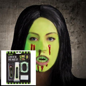 Fright Nite Glow In The Dark Make Up Kit