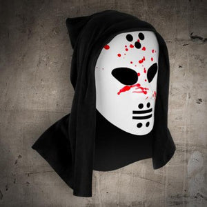 Fright Nite Icons Of Horror Hockey Mask (Jason - Friday 13th)