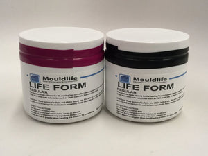 Mould Life - Lifecasting Life Form Silicone (Parts A&B) 1kg