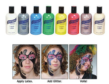 Load image into Gallery viewer, Graftobian Coloured Liquid Latex Brown 8oz  (236 ml)