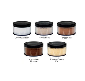 Graftobian HD Luxe Cashmere Setting Powder Chocolate Mousse