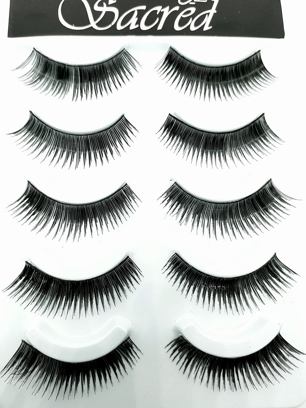 Sacred Lashes Essential 5 - Aniveego