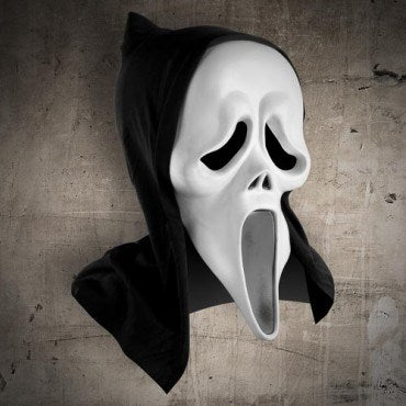 Fright Nite Icons Of Horror Ghost Mask (Scream)