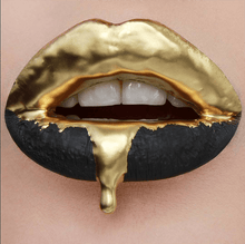 Load image into Gallery viewer, Graftobian Metallic Powder & Magic Set Gold