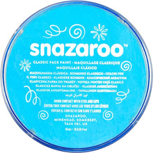 Load image into Gallery viewer, Snazaroo Classic Colours Turquoise Blue 18ml