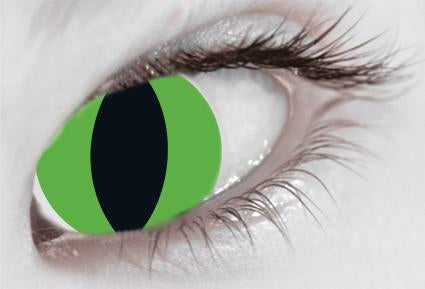 Mesmereyez 1 Day Contact Lens - Alien