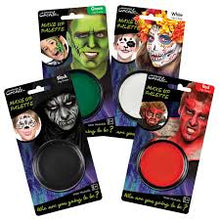 Load image into Gallery viewer, Face and Body Paint Clown White available in Nigeria, snazaroo, ben nye, kryolan, graftobian and more