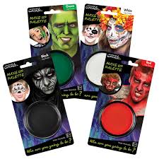 Face and Body Paint Clown White available in Nigeria, snazaroo, ben nye, kryolan, graftobian and more