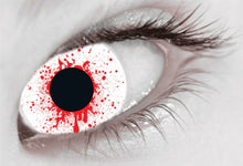 Load image into Gallery viewer, Mesmereyez 1 Day Contact Lens - Bloodshot Drops