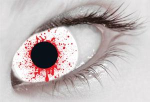 Mesmereyez 1 Day Contact Lens - Bloodshot Drops