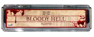 Mr Dashbo Bloody Hell Alcohol Palette
