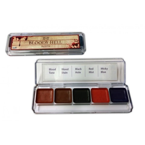 Mr Dashbo Bloody Hell Palette