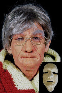 Boneyard Foam Latex FX Mask Old Age