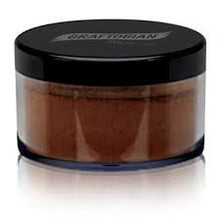 Load image into Gallery viewer, Graftobian HD Luxe Cashmere Setting Powder Chocolate Mousse