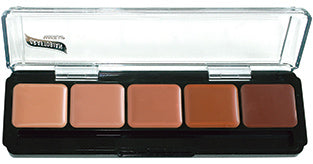 Graftobian HD Glam Cream Palette Cool #2