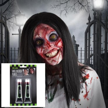 Fright Nite Fake Blood 2pack