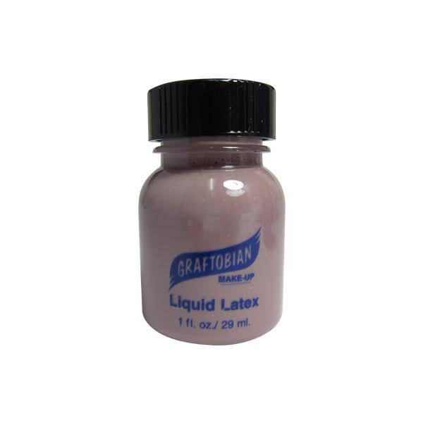Graftobian Coloured Liquid Latex Brown 1oz (29 ml)