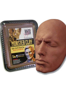 Monster Makers Monster Clay
