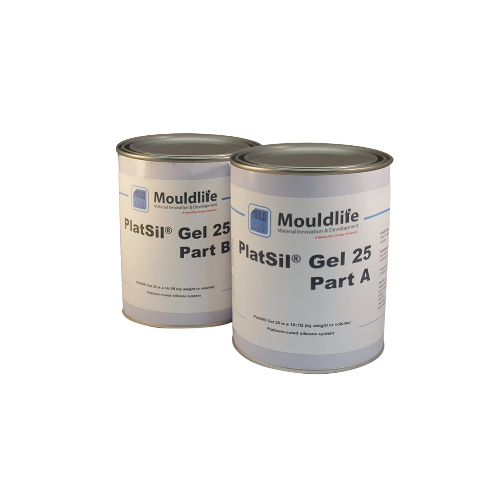 Mould Life Platsil Gel 25 Part A & B