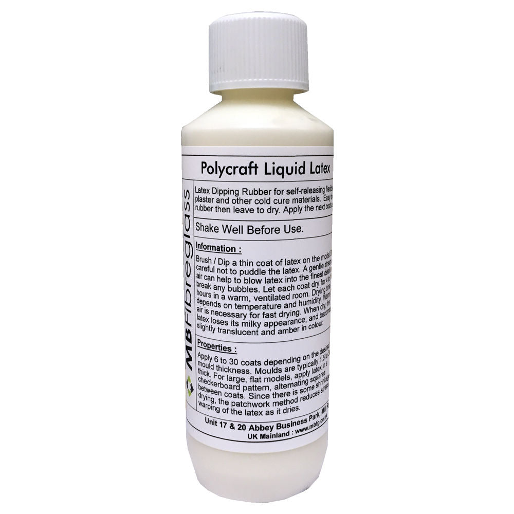 Polycraft Liquid Latex - 250ml