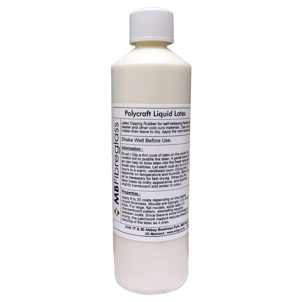 Polycraft Liquid Latex - 500ml