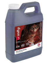 Load image into Gallery viewer, Smiffys Stage Blood 3 Litre (1 Gallon)